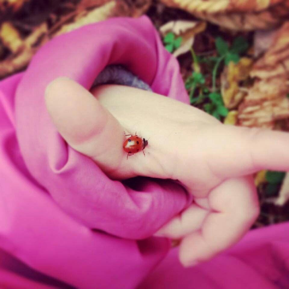 Nimm ein kind an die hand und lass dich führen♥♥