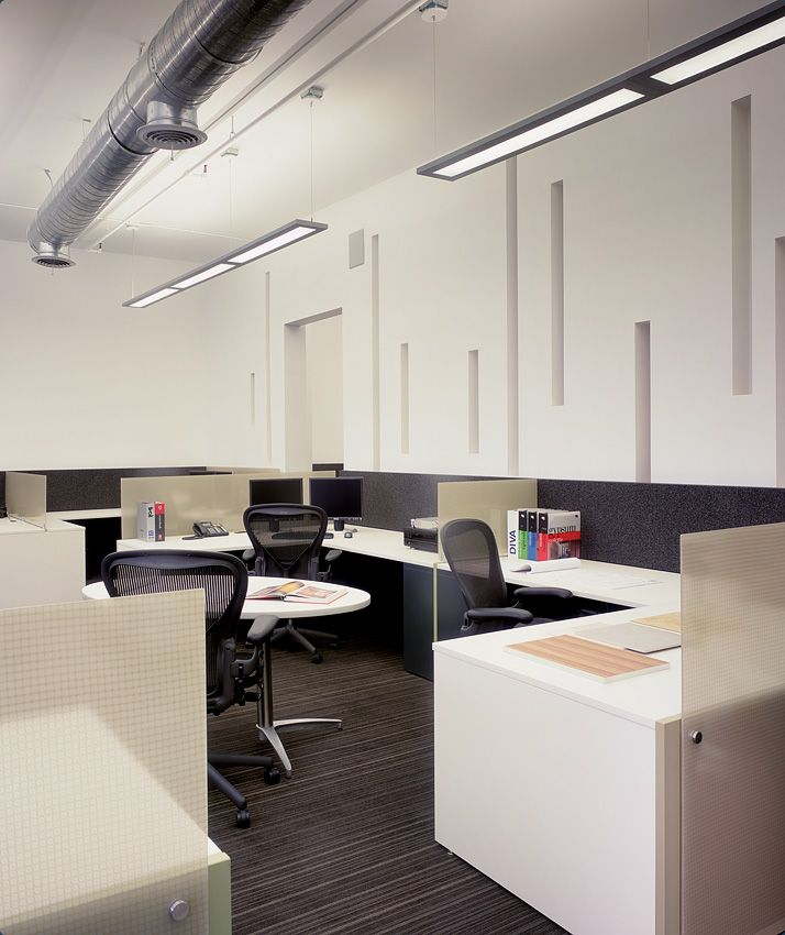 Open Office Linear Pendant