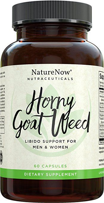 NatureNow Horny Goat Weed Full Review – Does It Work? Review of NatureNow Horny  Goat