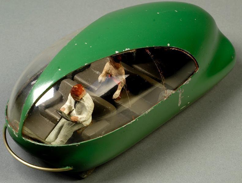 Norman Bel Geddes - Futurama car (c1939) | Norman Bel Geddes ...