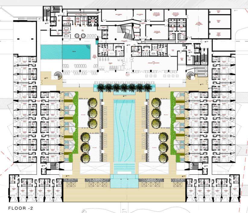 Architecture Photography Plan 02 204407 Hotel Plan Hotel Floor Plan Hotel Lobby Design