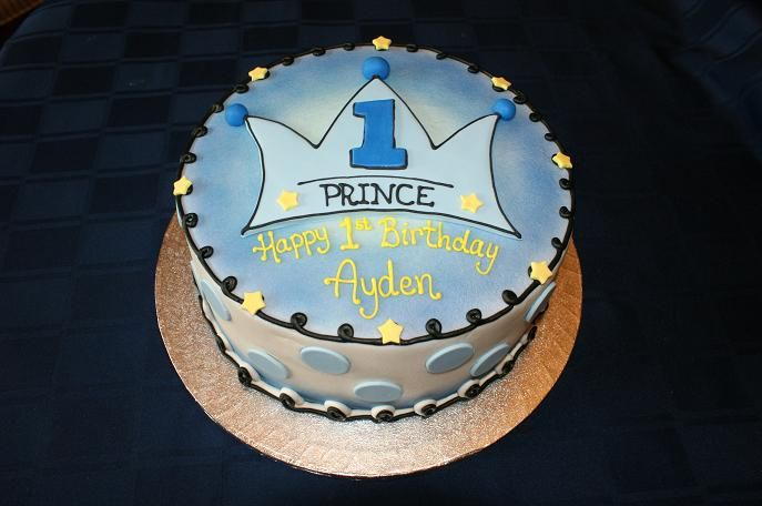 Super Prince Cake With Images Birthday Cake Kids 1St Birthday Cakes Funny Birthday Cards Online Fluifree Goldxyz