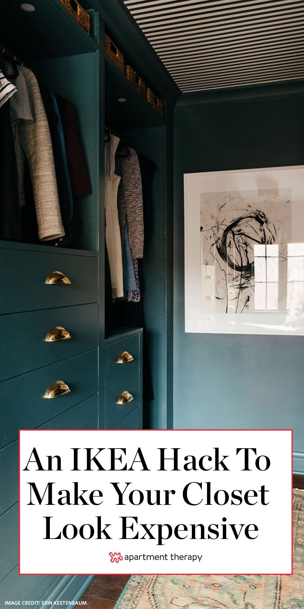 Before And After An Elevated Ikea Pax Closet Hack For The Ages In 2020 Ikea Pax Closet Pax Closet Closet Hacks