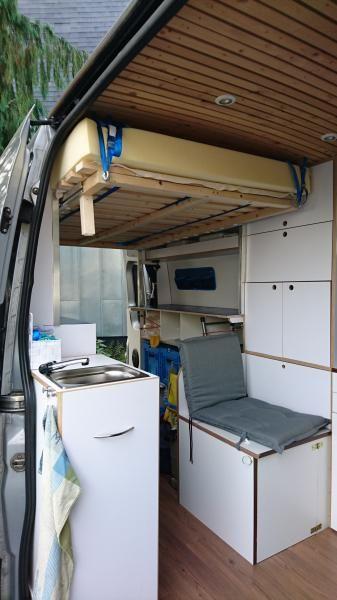 pin von harald schneider auf camping pinterest campingbus bus ausbauen und vw busse. Black Bedroom Furniture Sets. Home Design Ideas