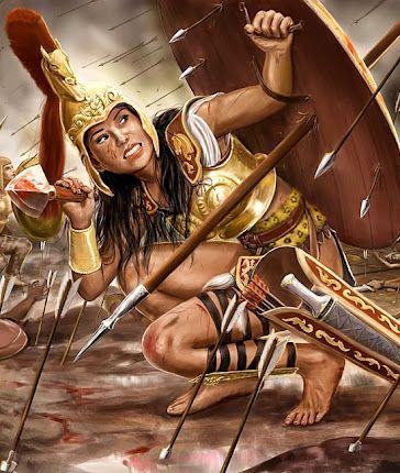 Wanita Sparta, sebagai Saksi Fakta Sejarah Wanita Zaman Dahulu Lebih Bebas
