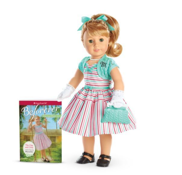 AMERICAN GIRL MARYELLEN A BEFOREVER  DOLL - BOOK AND ACCESSORIES NEW WITH BOXES https://t.co/Xkkibs4LJ7 https://t.co/tv61DOiDPn