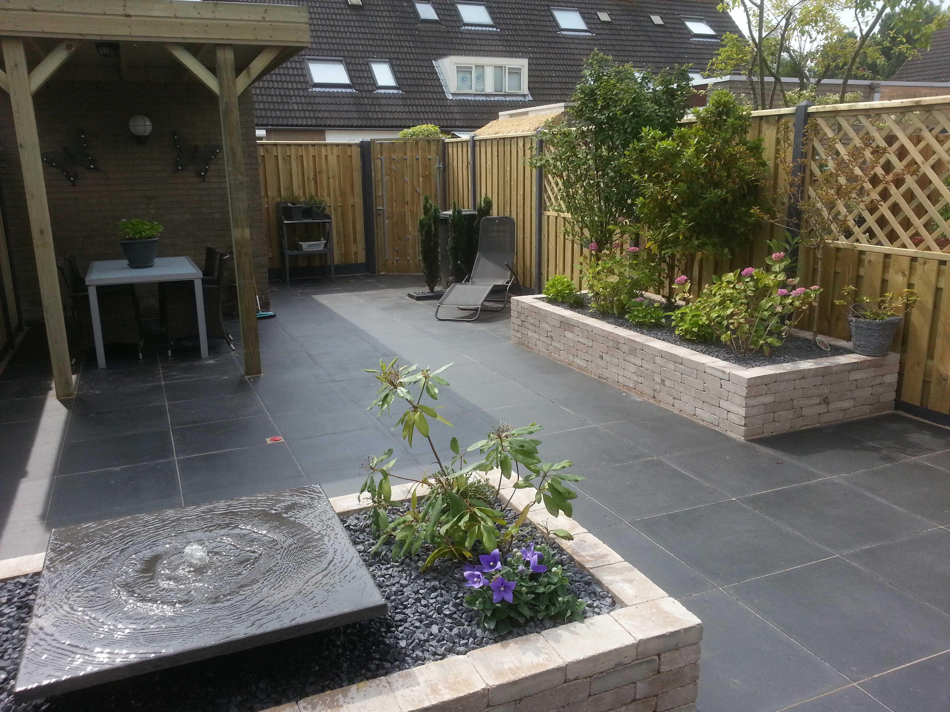 Voorbeeldtuinen Kleine Tuin : Voorbeeldtuinen kleine tuin google zoeken kindveilige watertuin