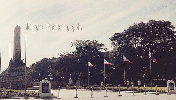 The Philippines National Hero's Statue