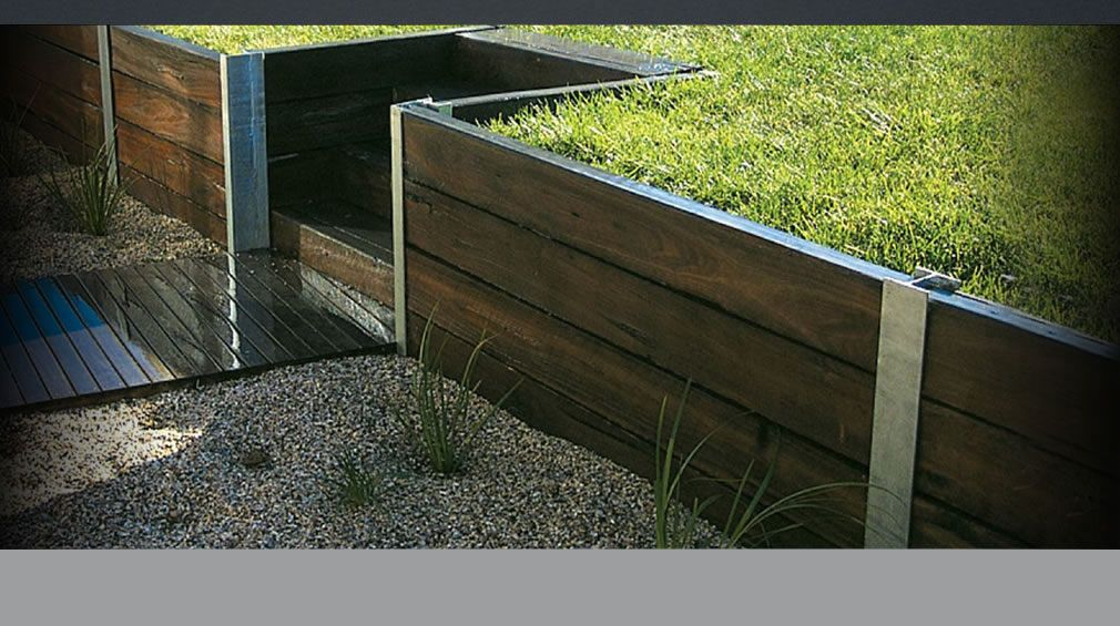 Retaining Wall DIY Solutions TetraWal Buy Online Outdoors
