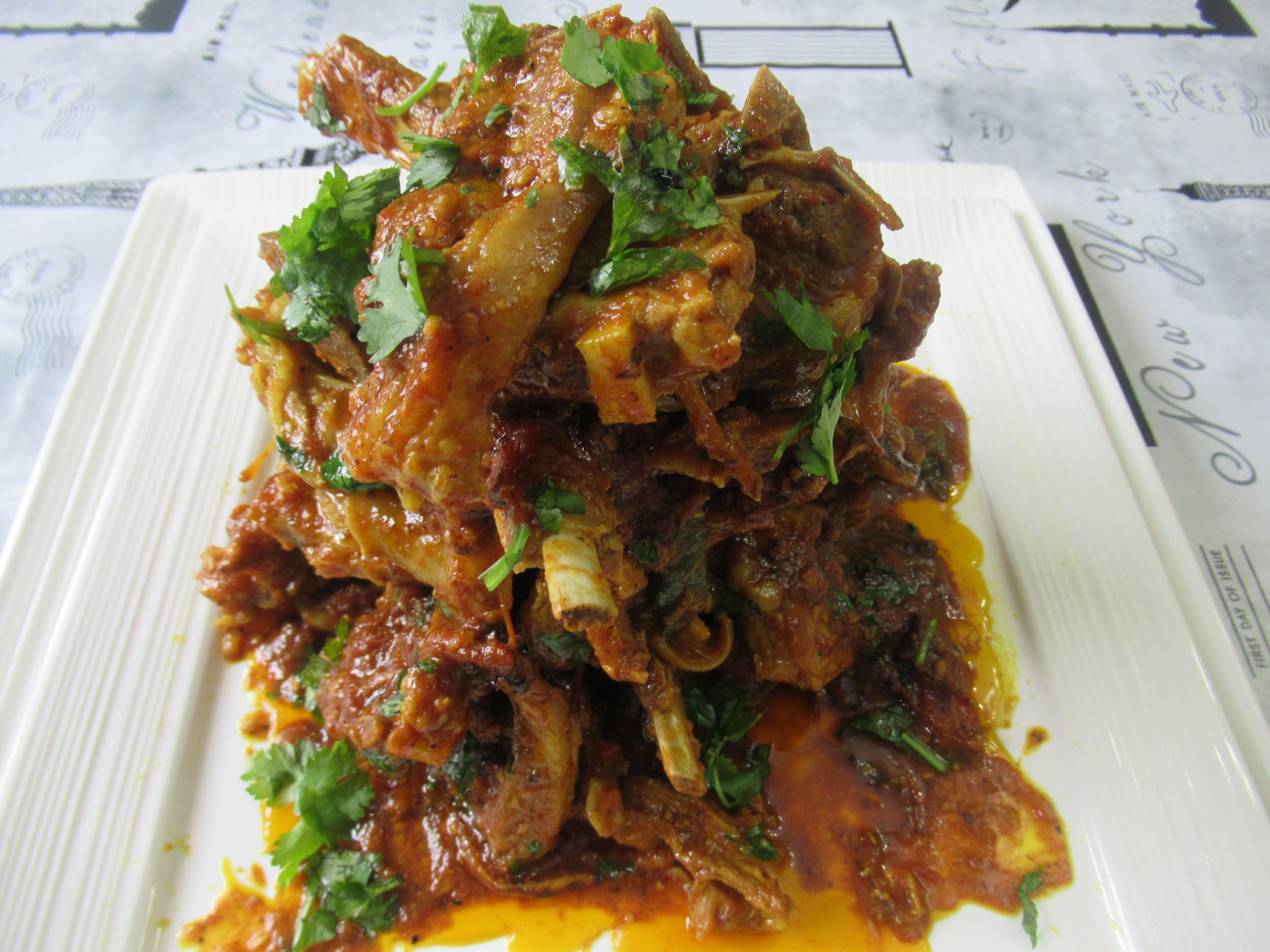 Afghan Kabob Digi Recipe Lambchope Recipe Karahi Gosht Https
