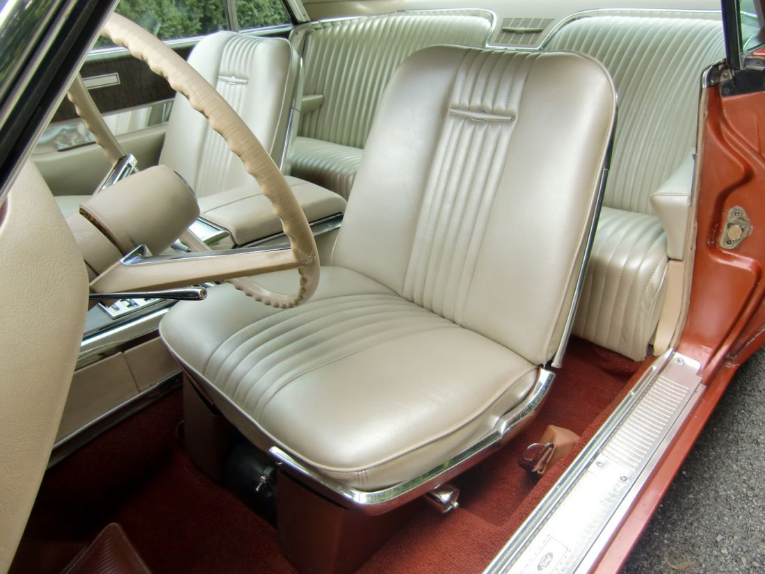 1965 Thunderbird Special Landau Editions Emberglow Exterior