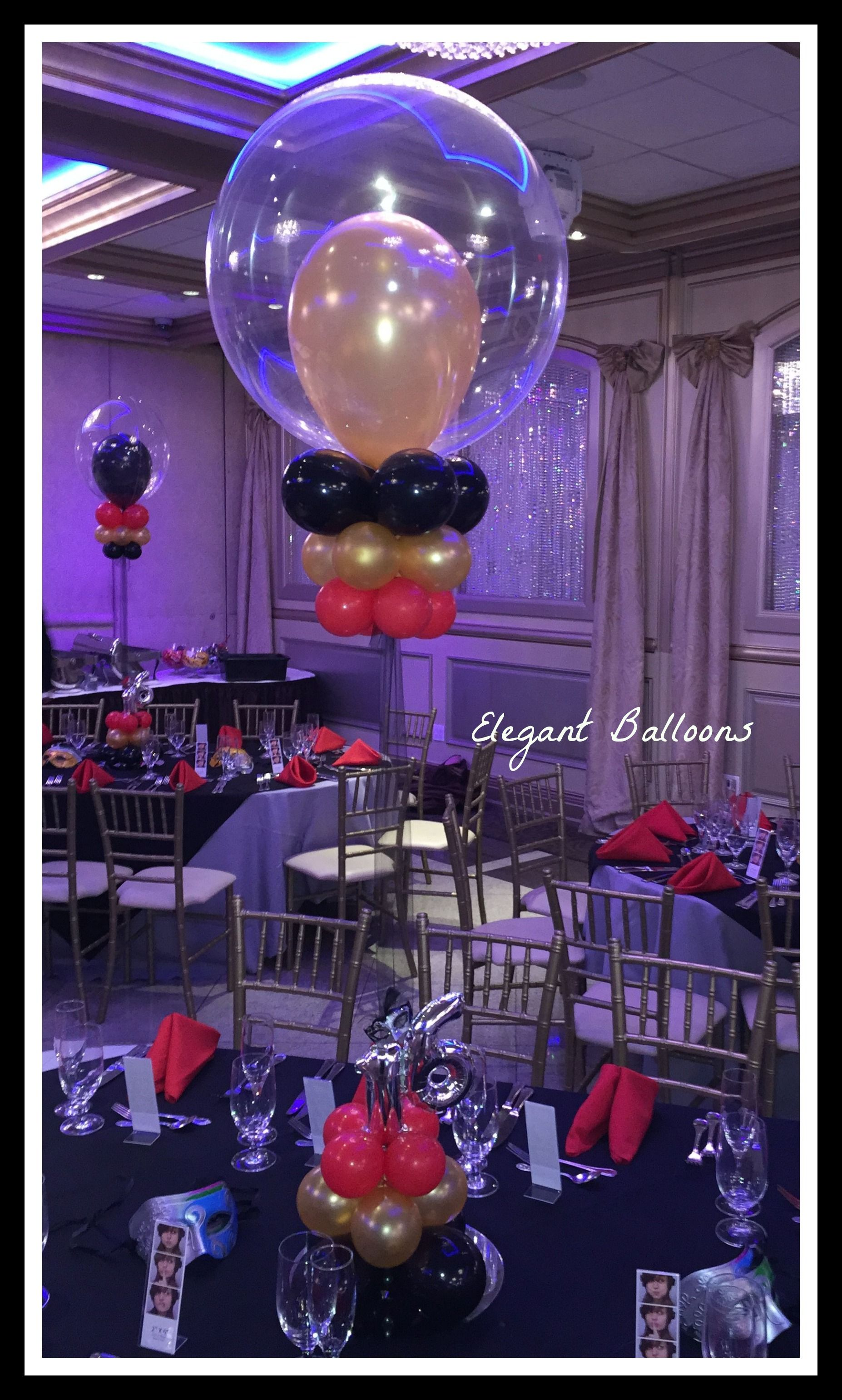 www.elegant-balloons.com | Sweet 16 decorations, Balloons ...