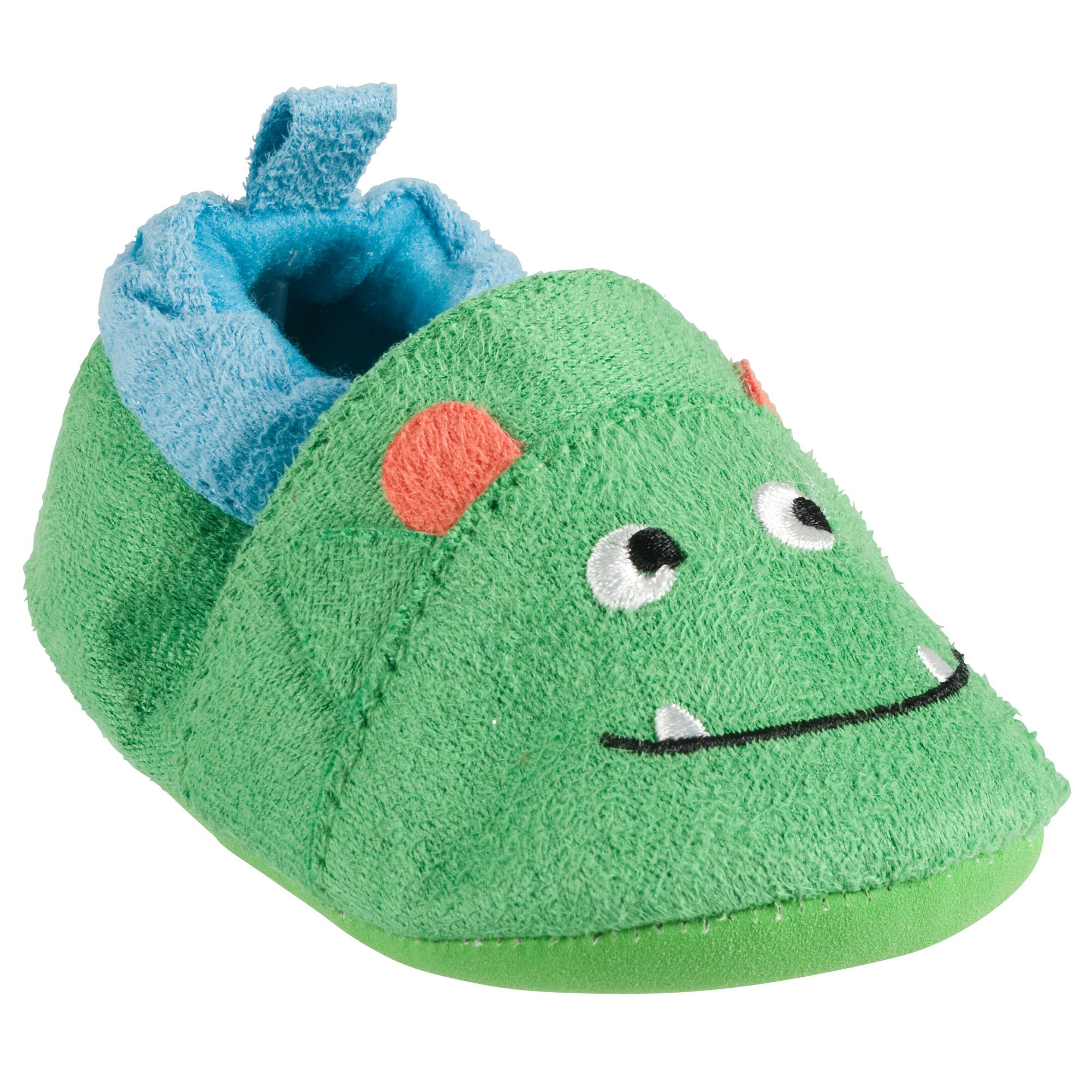 Monster Face Slippers Baby Boy Shoes & Slippers