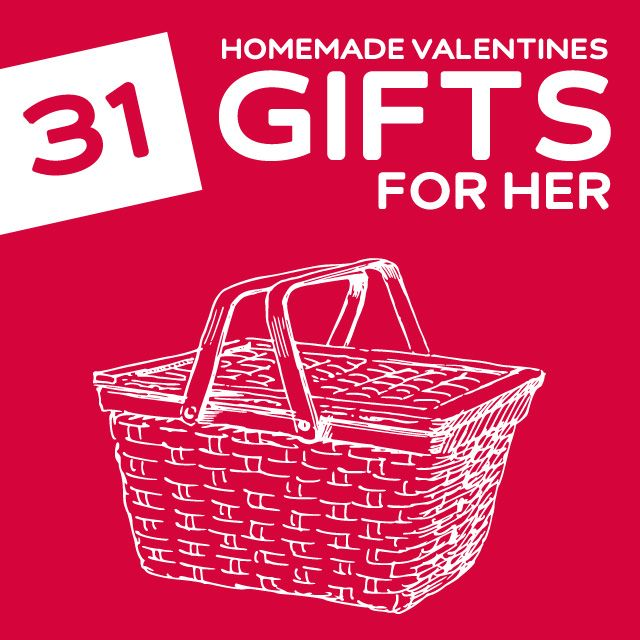 31 homemade valentine's day gifts for her | thoughtful gifts, gift, Ideas