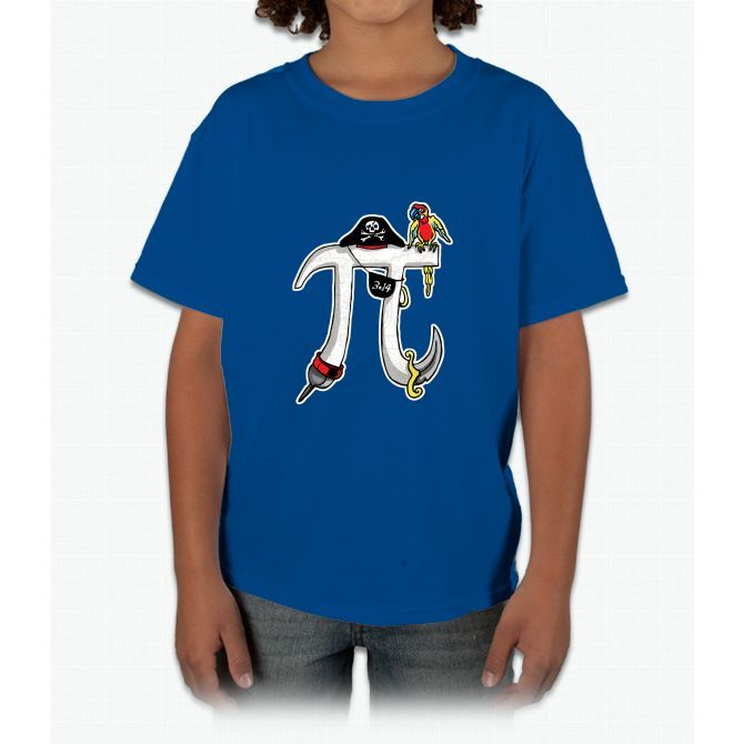 Pi Day Pirate Symbol Young T Shirt Products Pinterest Pirate