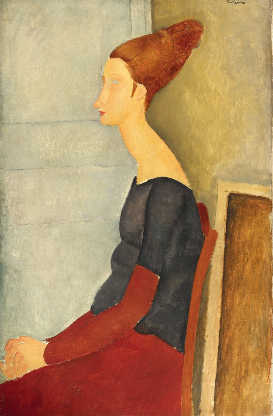 Amedeo Modigliani | Quotes / Aforismi | Modigliani, Amedeo modigliani,  Modigliani paintings