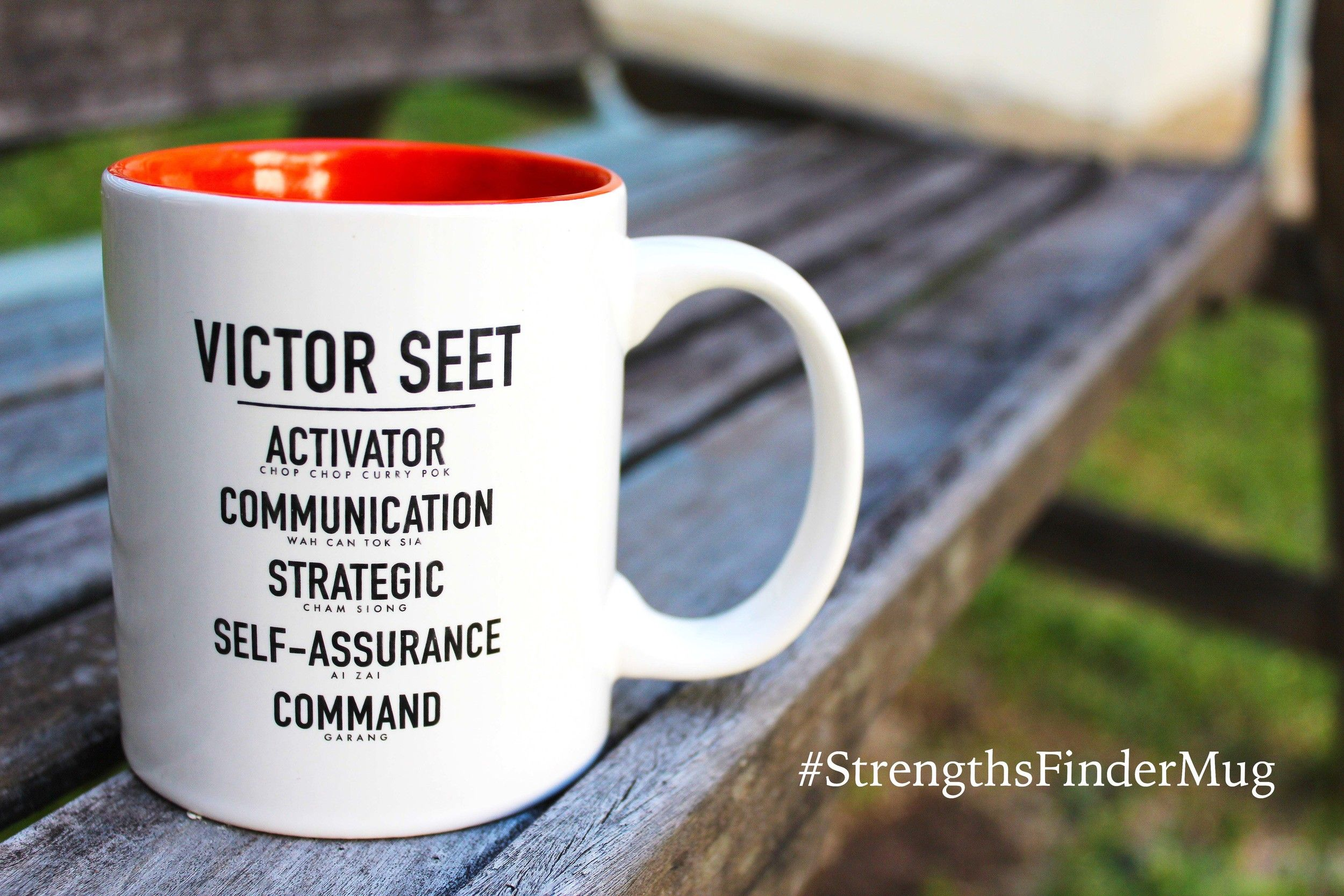 Integrating StrengthsFinder in the Unique Singapore Way  http://victor-seet.com/strengthsfinder-singapore-blog/integrating-strengthsfinder-in-the-unique-singapore-way  Victor Seet