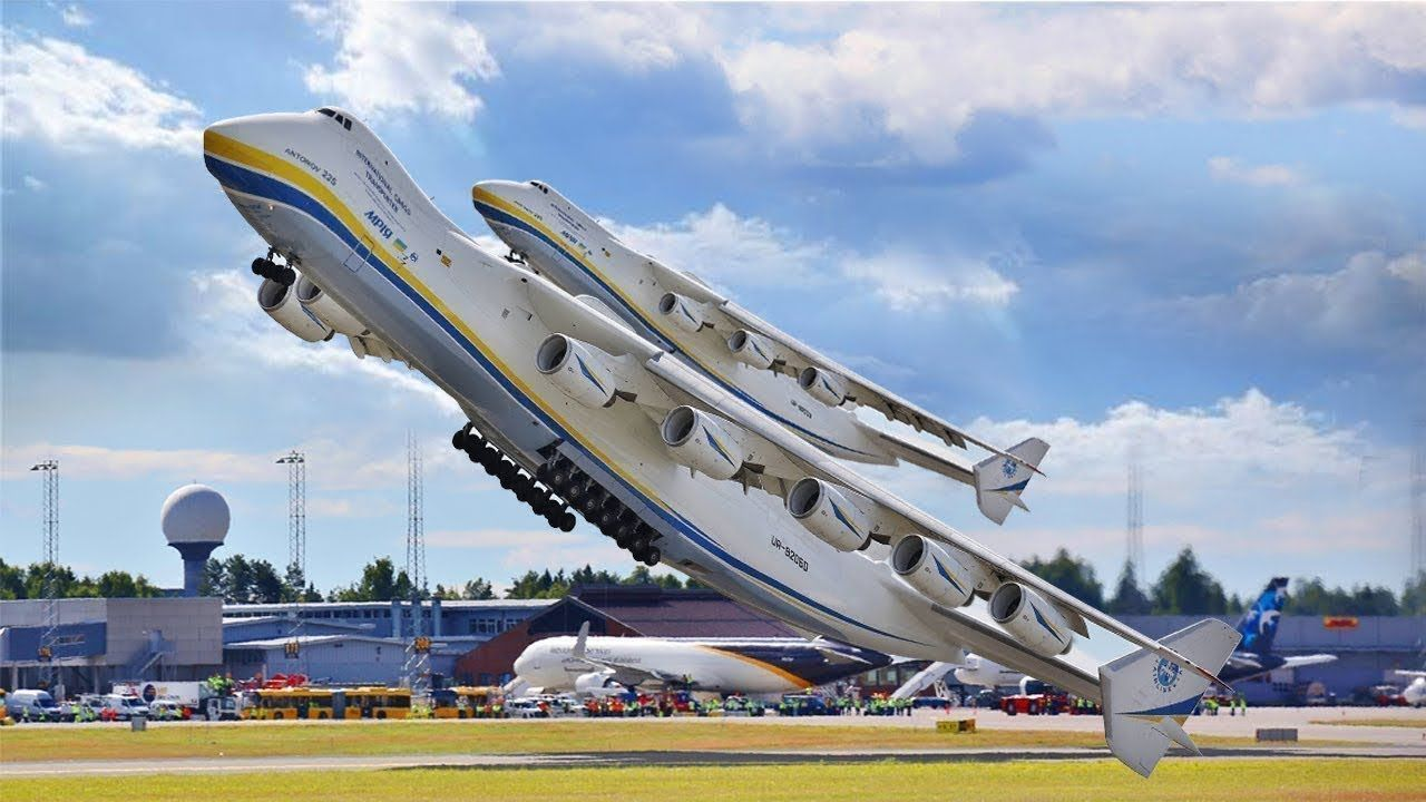 Top 10 World Largest Abnormal Planes In The World Aircraft