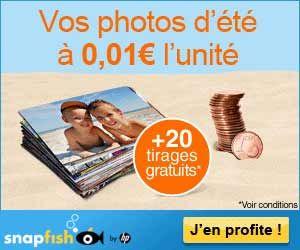 Snapfish 75 tirages photo 1 centime 20 tirages - Tirage photos gratuits sans frais de port ...
