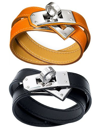 9162ab070dd Hermès Kelly Double Tour Bracelet. I burn