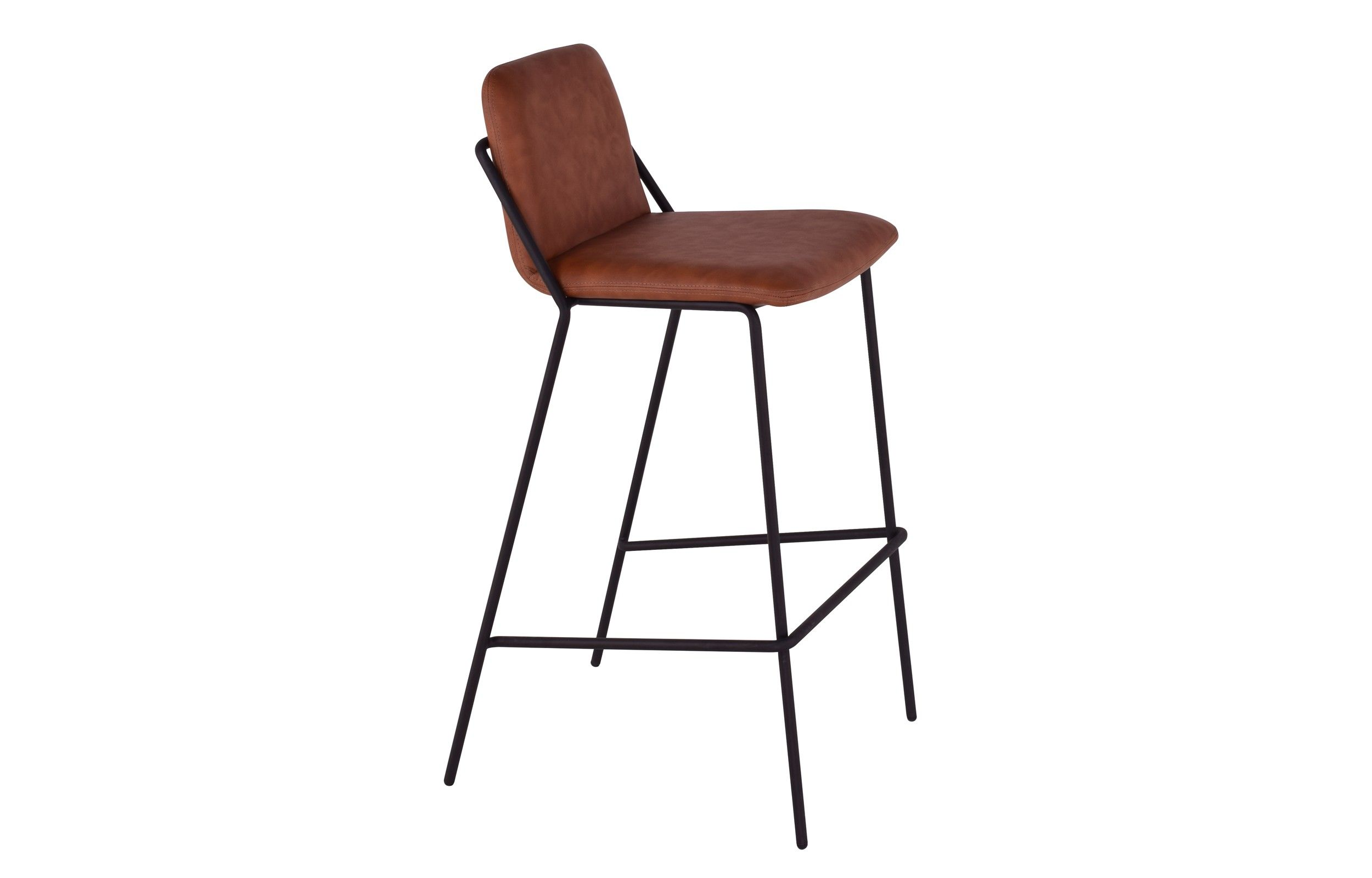 The Sling Bar Stool Upholstered Is Useful For The Outlet Theme Or Living  Spaces At Your Place. The Molded Plywood Stools Are Available With  Upholstered Seat ...