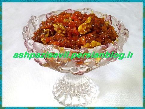 حلوای هویج ارومیه - آشپزی سئویل ( آشپزی در مرند)