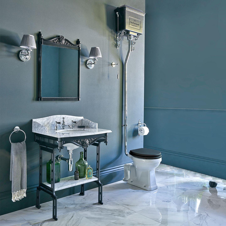 Burlington Bathrooms Make A Traditional And Elegant Statement