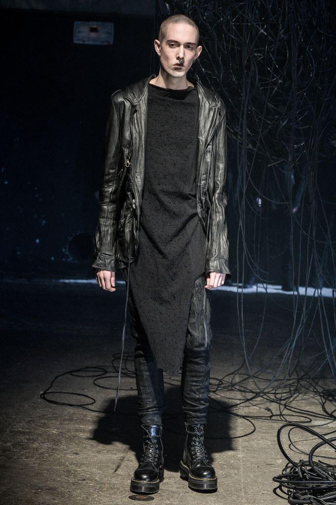 Male Fashion Trends: Sandrine Philippe Fall/Winter 2016/17 - Paris Fashion Week