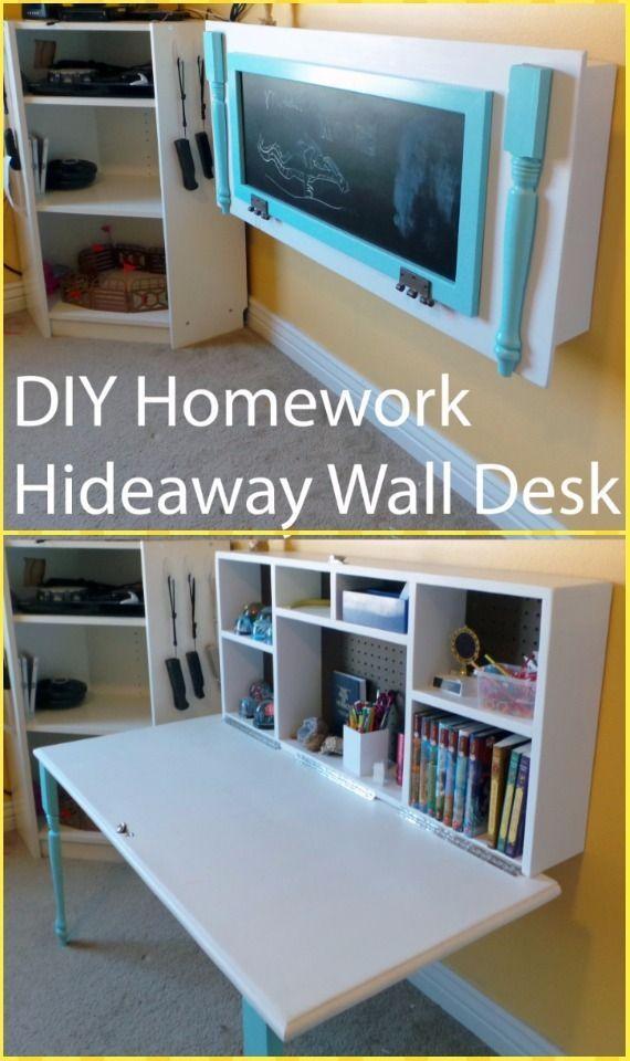 Best Of Kids Wall Mounted Desk