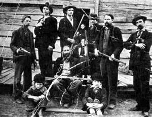 The legendary Hatfield v. McCoy feud is once again in the news, nearly ...