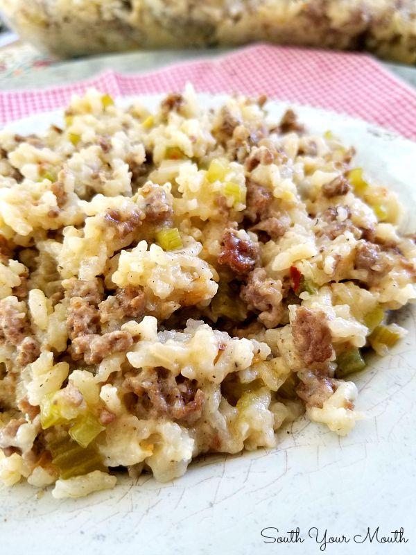 Jailhouse Rice Yummy Casseroles Recipes Yummy Casserole Recipes