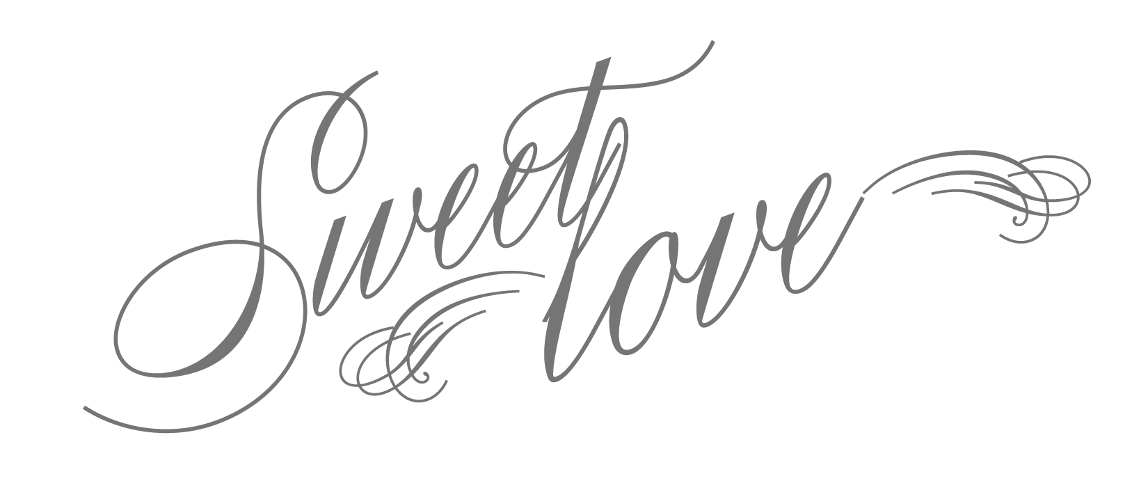 Free Printable Calligraphy Words