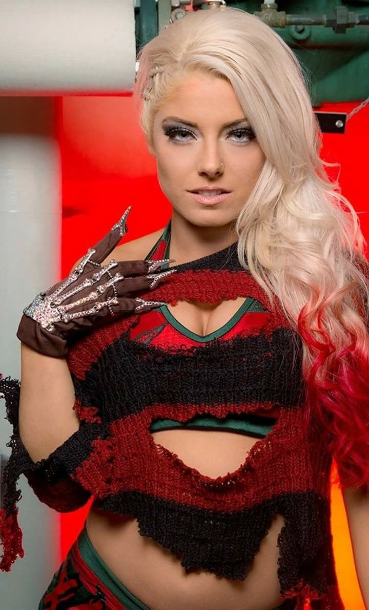 Celebrites Alexa Bliss nude photos 2019