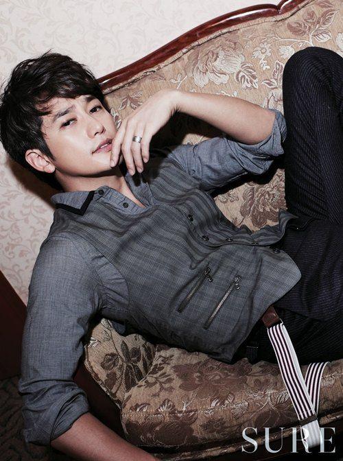 Park Shi Hoo. One of the many reasons to love #kpop