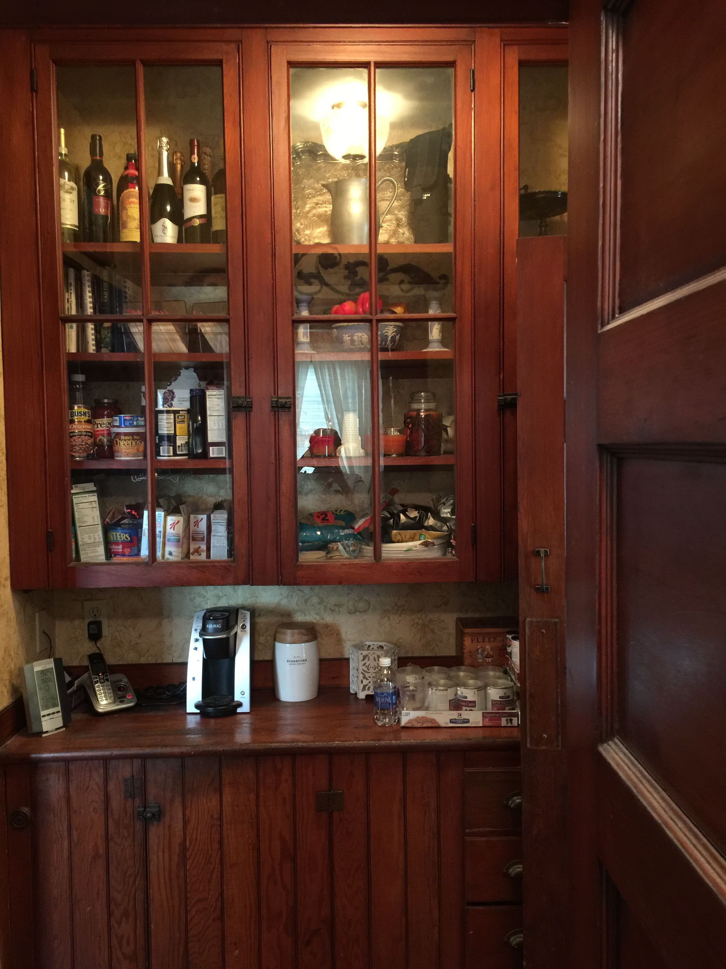 Existing Broadway Butler's Pantry