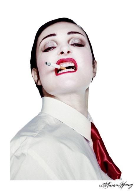 Siouxsie Sioux - the definition of badass! My partial ...