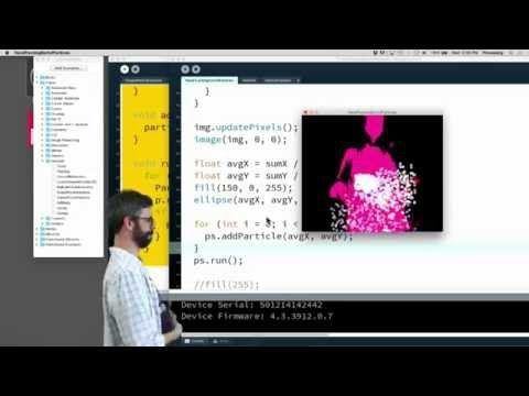 shiffman net p5 kinect | Processing + Grasshopper + Space Syntax