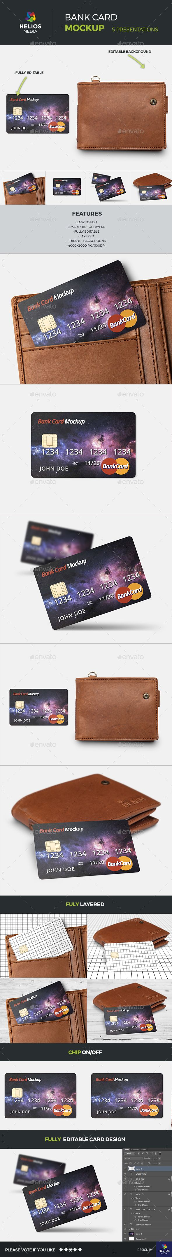 Credit card bank mockup mockup business cards and font logo credit card bank mockup colourmoves