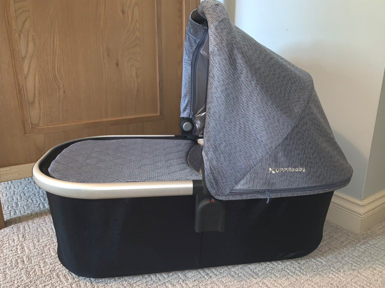 Uppababy (Henry 2017 Manufacture date 10/2017