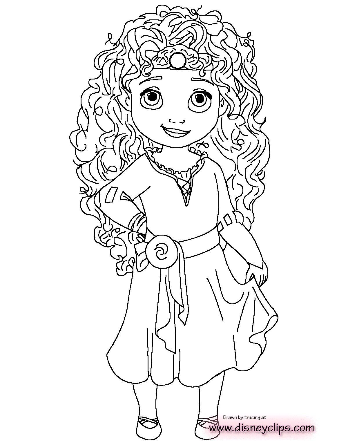 Disney Princesses Coloring Pages Luxury Coloring Pages Printable