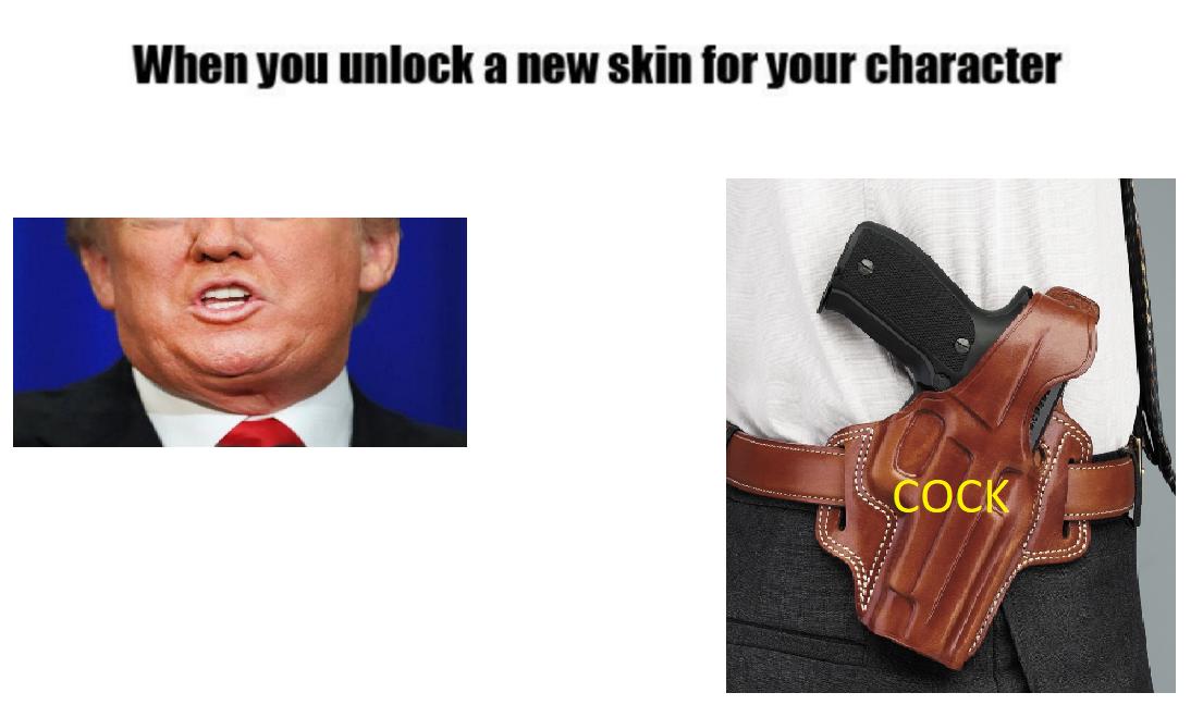 The Colbert Skin.