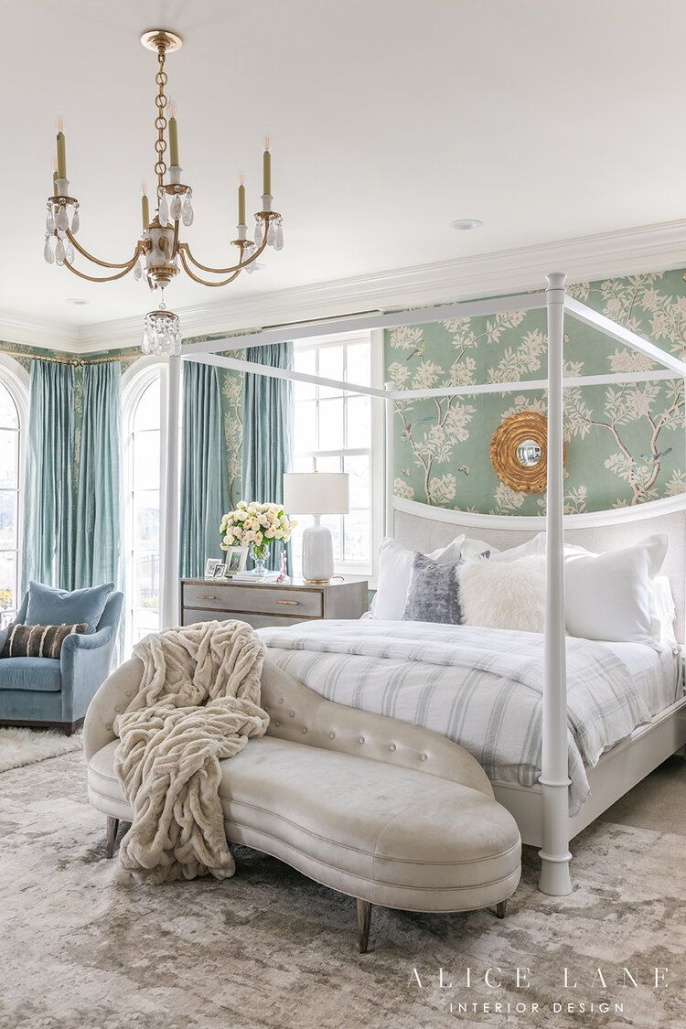 Best Rachel Parcell S Master Bedroom Design By Alice Lane 640 x 480