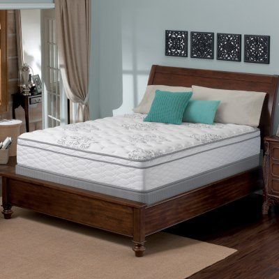 Serta Perfect Sleeper Wynstone Ii Cushion Firm Eurotop Twin Mattress
