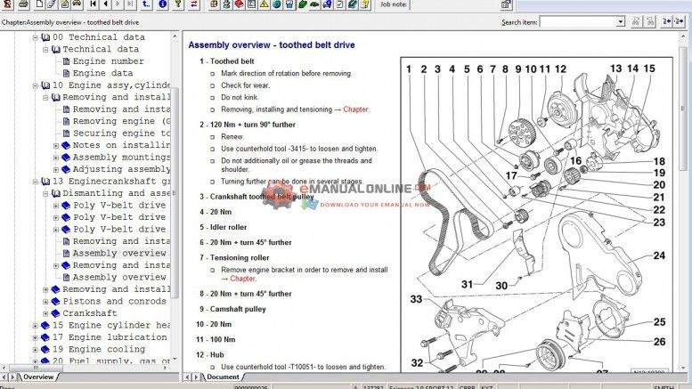 Why Should You Download Electronic Automobile Manuals
