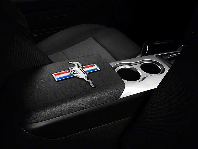 Speedform Mustang Embossed Tri Bar Emblem 388735 Mustang Accessories Mustang Mustang Interior