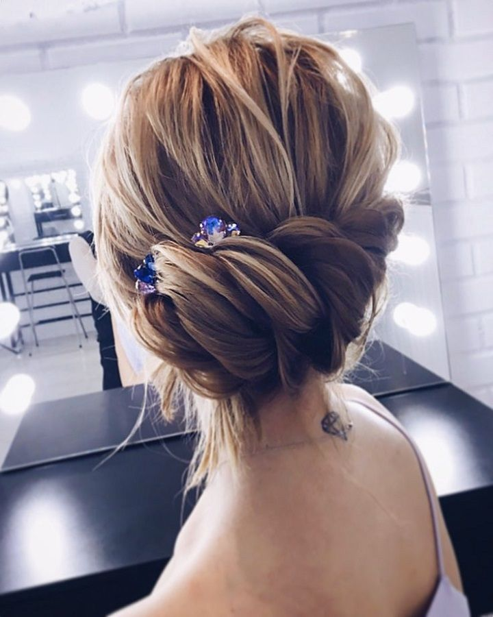 Gorgeous Braided Updos Wedding hairstyle | fabmood.com #weddinghair #updobraid #updos bridal hair ,updo hairstyles #hairstyles #weddinghairs #weddingupdos