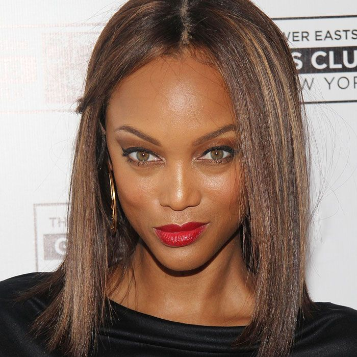 """""""Love Your Body"""" Tips From Tyra Banks"""