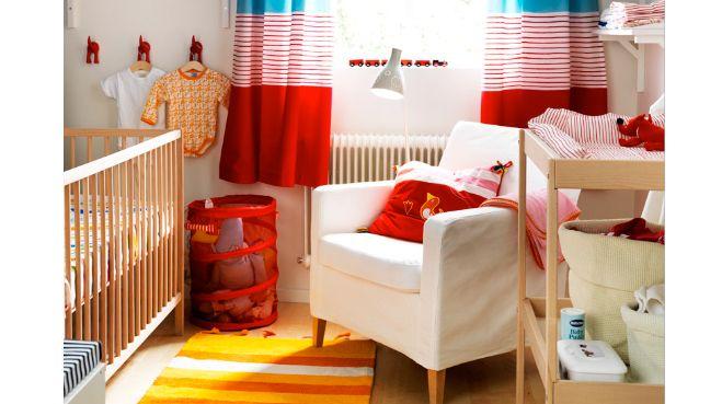 Aménager un coin pour bébé dans un petit espace   Pinterest ...