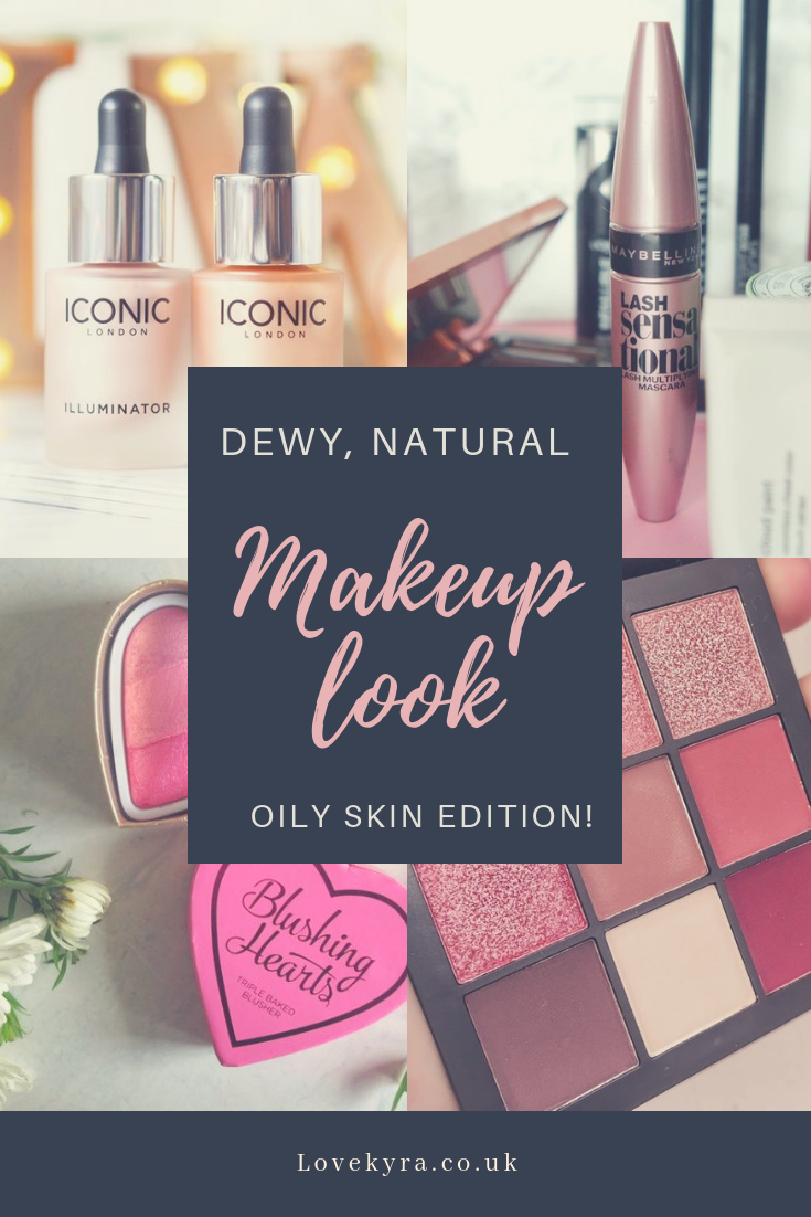Dewy, natural makeup routine perfect for summer Natural