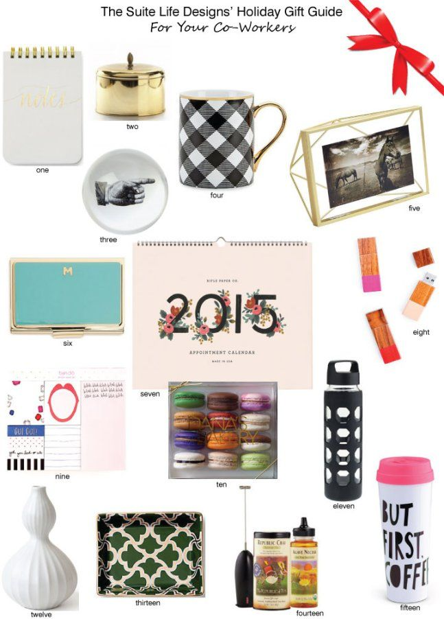 2014 Holiday Gift Guide For Your Co-Workers Holiday gift guide